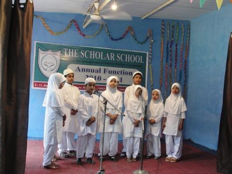 Scholar School Delhi Function