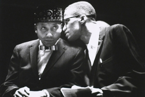 Malcomx and Elijah M.