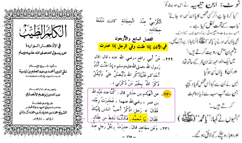 AL-KALMUL TAYYAB IBN TAIMMIYA